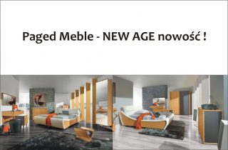 Paged Meble - NEW AGE nowość !